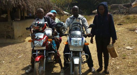 MotorbikeOutreachHome