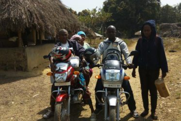 Fund the Outreach Motorbike Clinic