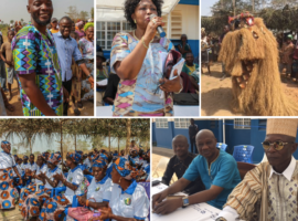 Mbao-mi Mothers' Home Opens