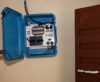 Blue WeShareSolar Suitcase reaches new home